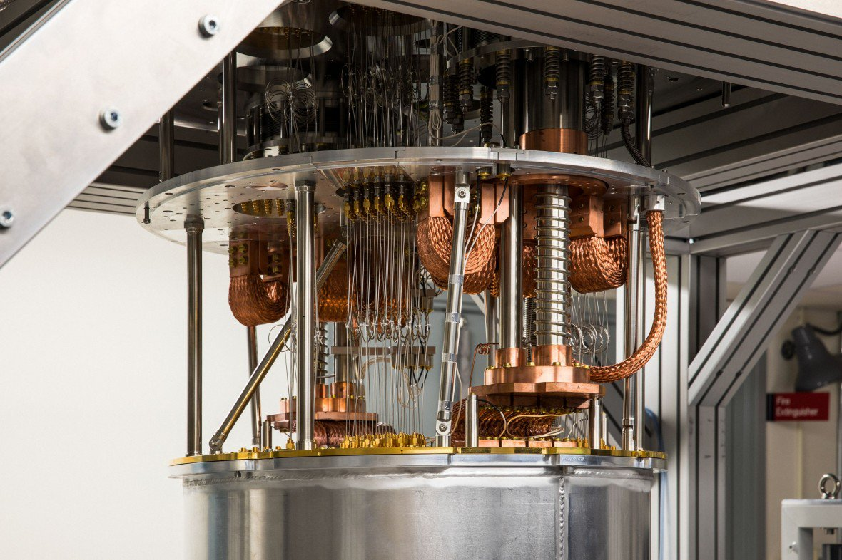 Serious quantum computers are ready to use. What they can do?
