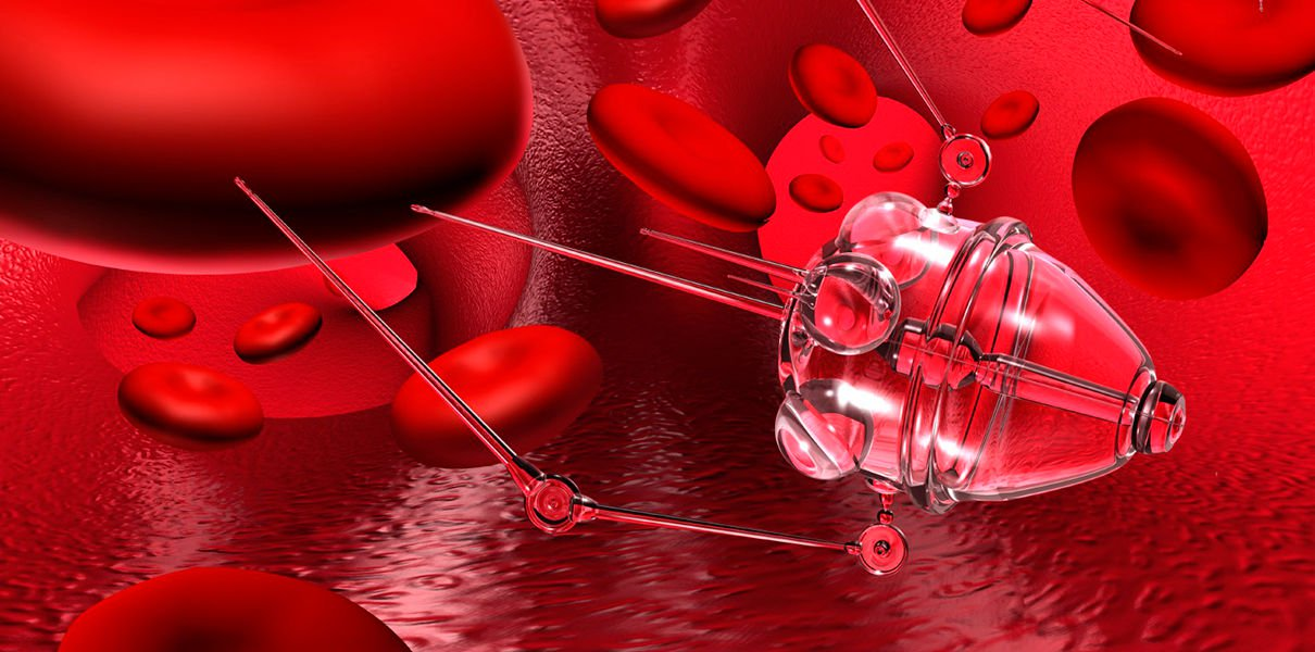Chinese scientists have developed nanorobots that could fight cancer