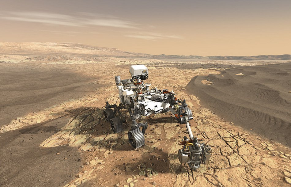 NASA has begun to build a new Rover Mars 2020