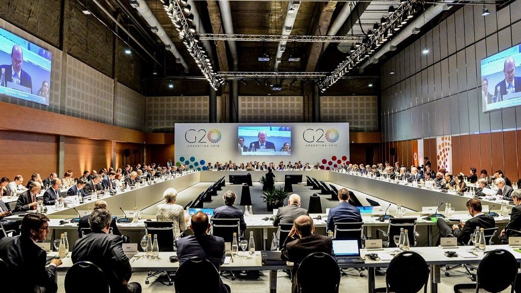 The future of cryptocurrency: 7 abstracts from the G20 summit on digital money