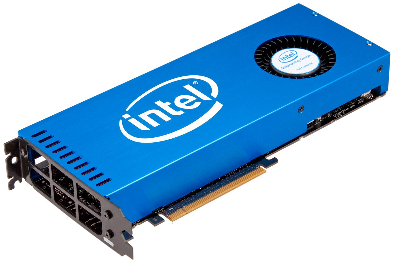 Forbes: Intel wants to enter the market of gaming graphics cards and to press NVIDIA and AMD