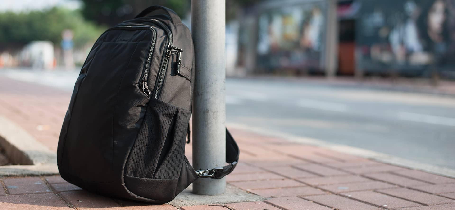 Pacsafe — best backpacks bags with protection from thieves
