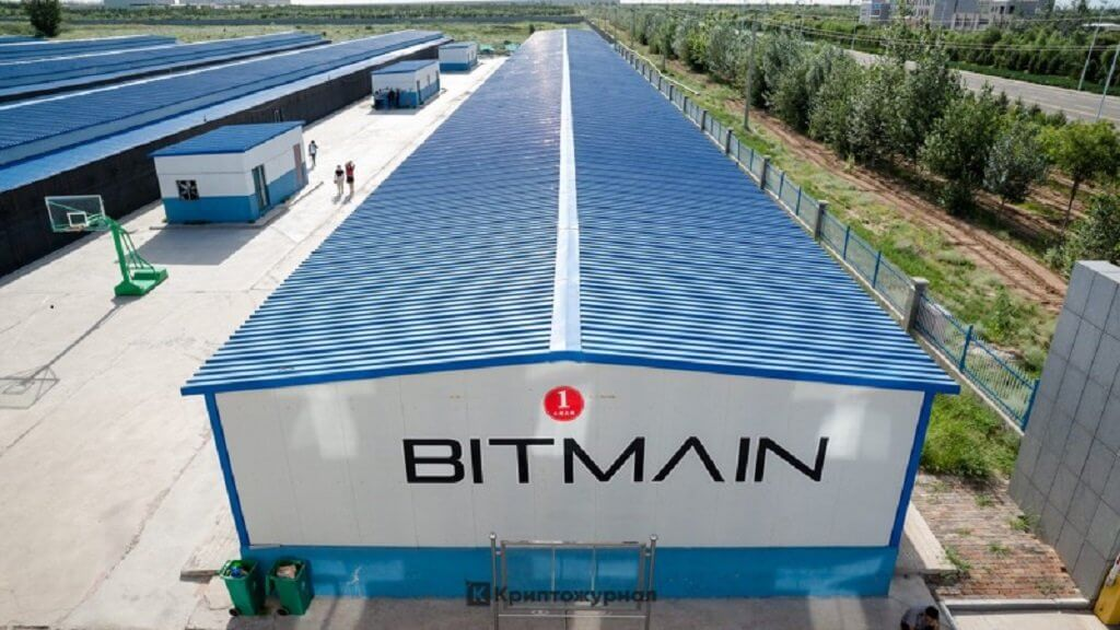 Chinese Bitmain received a license for mining in USA