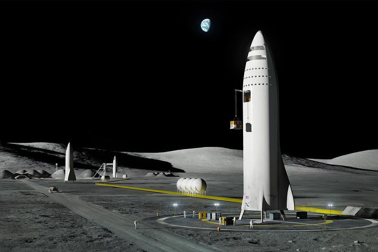 Elon Musk has shown the detail for the production of Big Falcon Rocket (UPDATE)