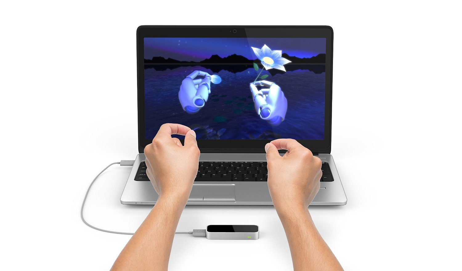 Leap Motion has announced a new platform for augmented reality tracking of hand movements
