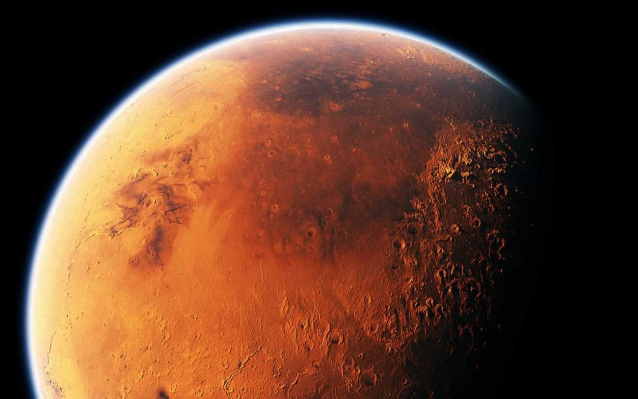 NASA create robopons to study Mars