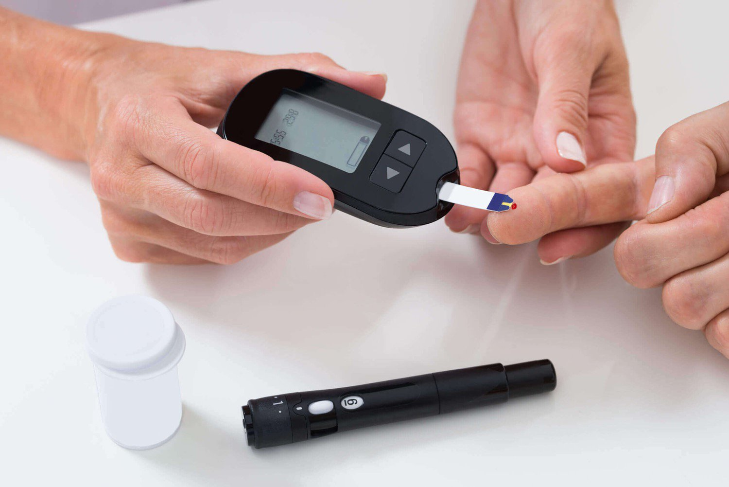 A new startup will help patients with diabetes without drugs