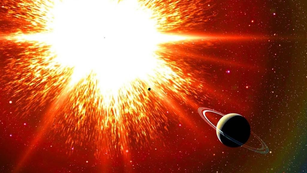 Supernova could lead to mass extinctions on Earth