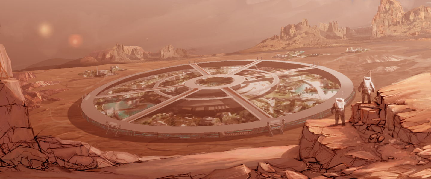The company's Elon musk will be to dig tunnels for the Martians?