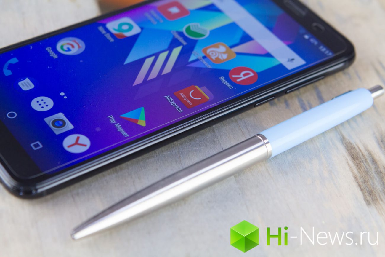 No thicker than a ballpoint pen: review BQ Slim