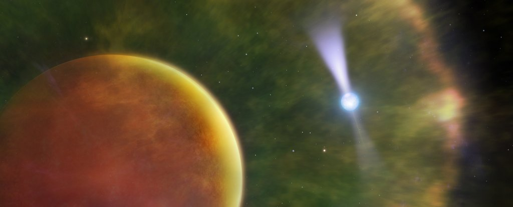The observation of the pulsar can bring scientists to unravel the mysteries of the FRB signals