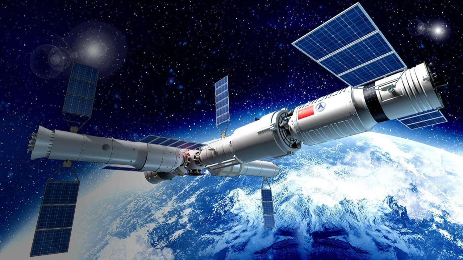 China is building a new international space station by 2022