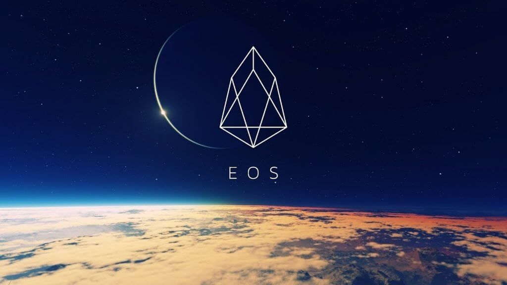 EOS price increased after the launch of minneta. Honest if this growth?