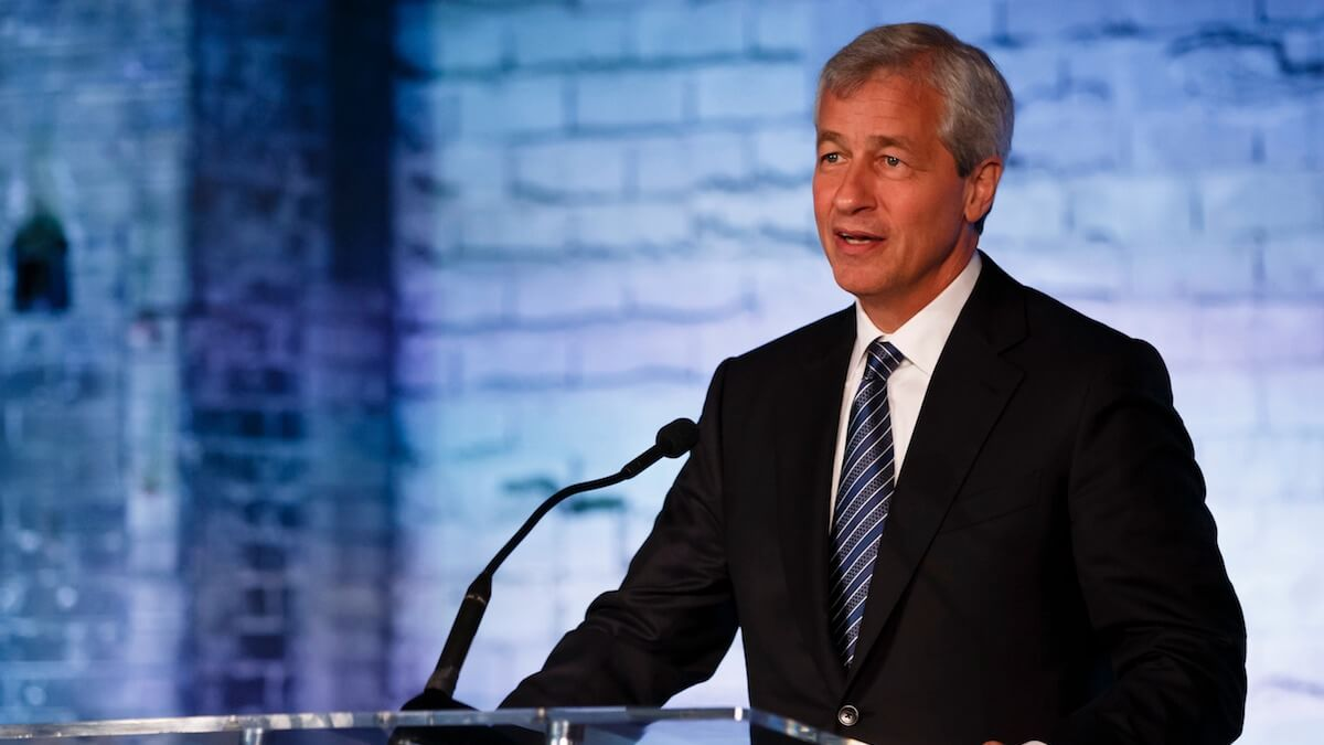 This fiasco: Jamie Dimon doesn't want to comment on the issue of cryptocurrencies