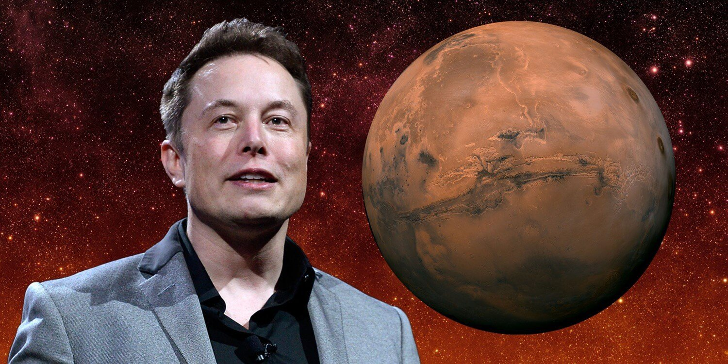 Elon Musk and the new study on alien life: we should go to Mars