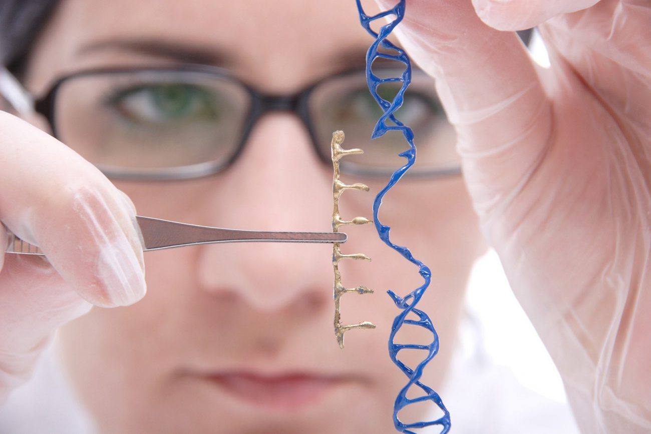 Gene therapy helped to cure paralysis of the limbs