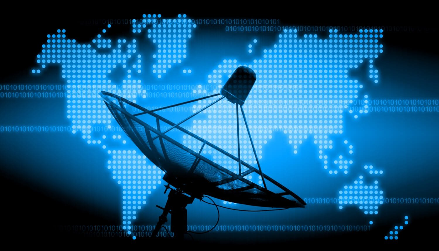 The hacker group seized control of satellites and operators