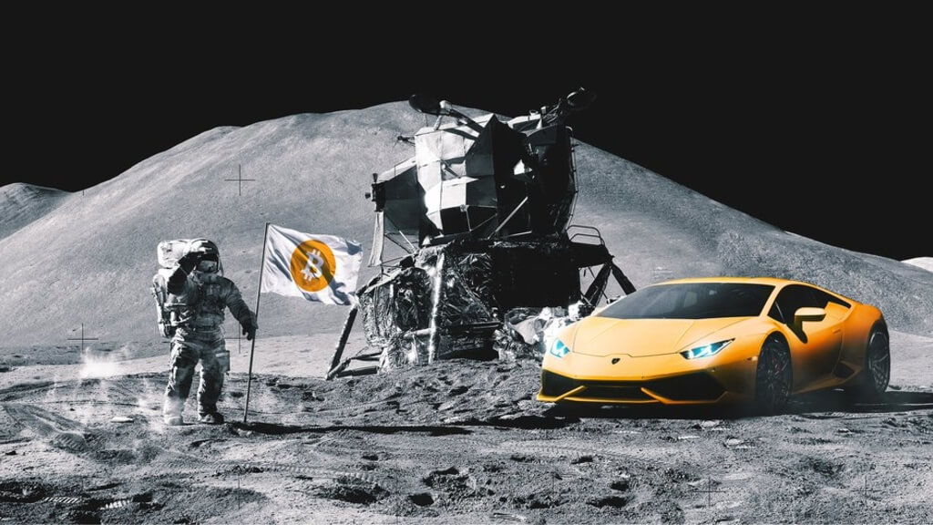Time on the moon: why Bitcoin has grown, and will continue to do pump?