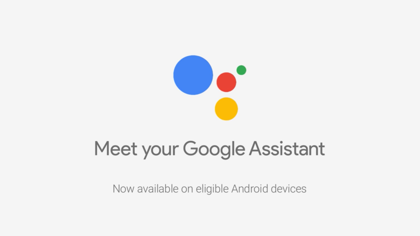 Google Assistant speaking Russian