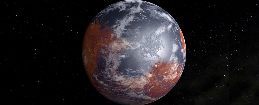 Terraforming Mars is impossible. To do this, the red planet lacks carbon