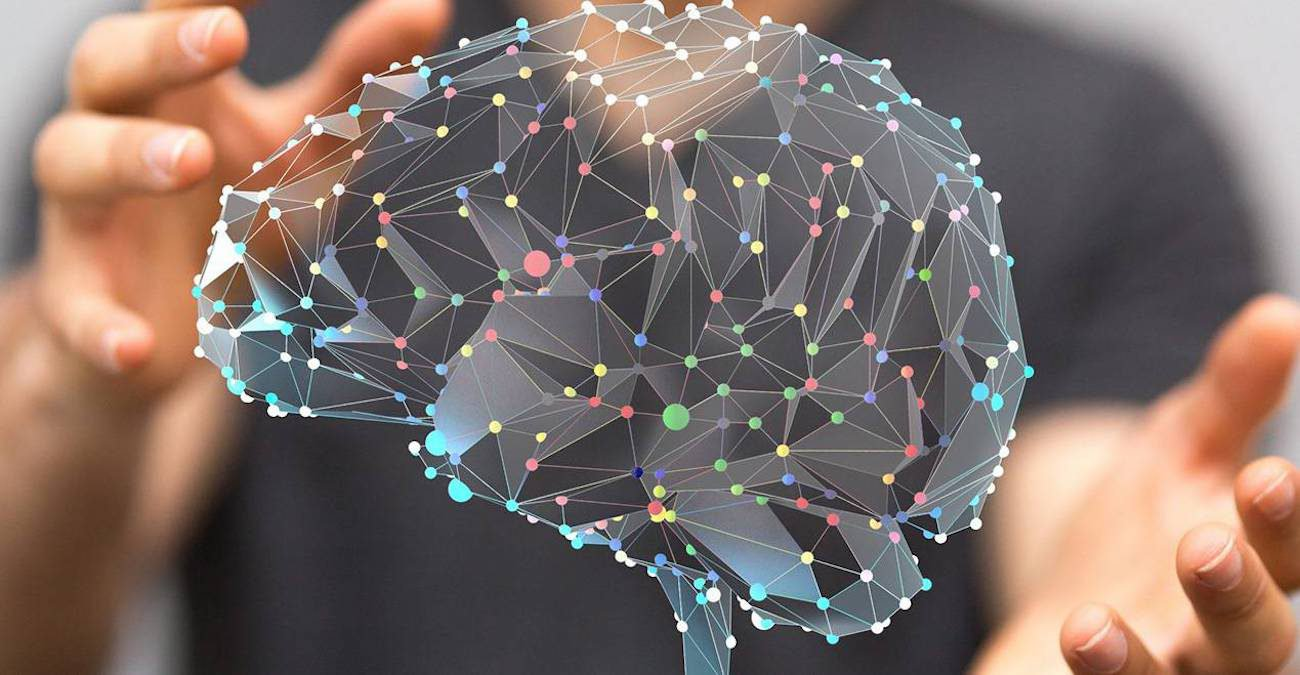 The neural network can predict the properties of organic compounds