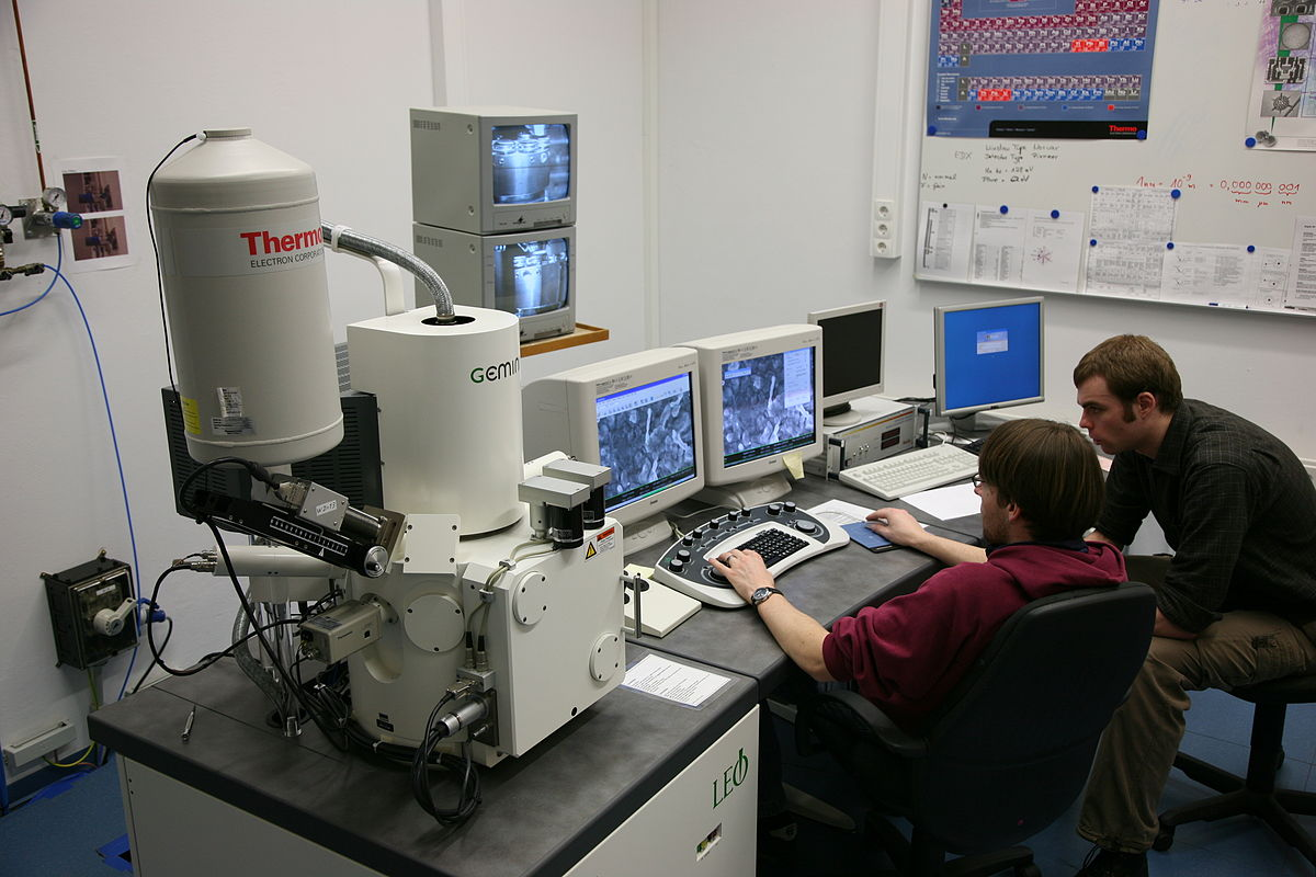 New electron microscope enables you to see the atoms of living cells