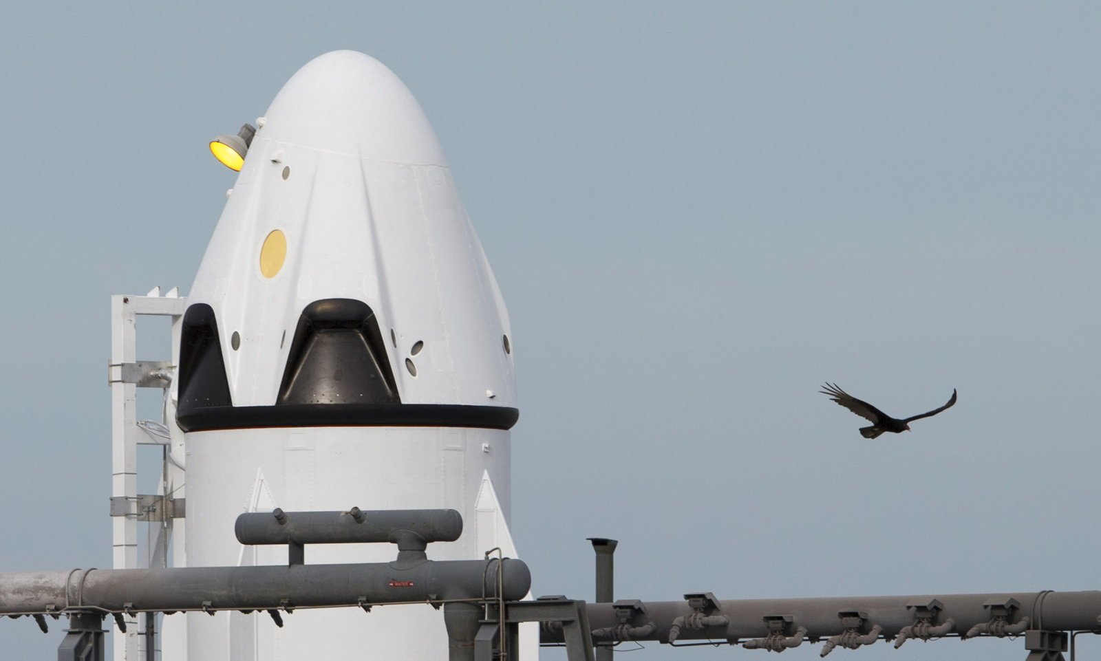 SpaceX is getting closer to the beginning of their manned space launches