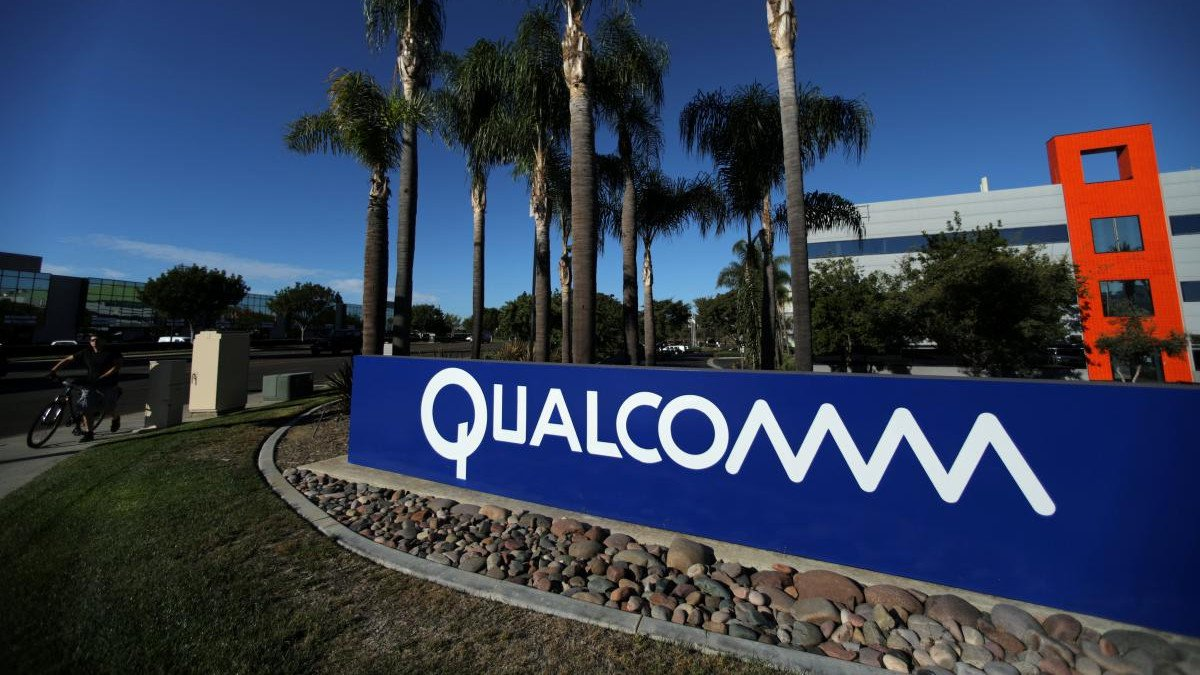 Qualcomm showed
