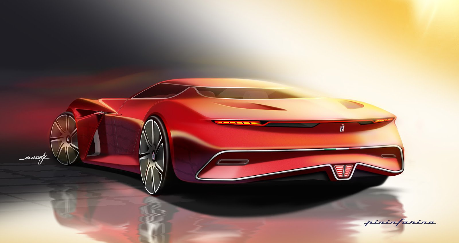 Pininfarina returns with the electro-Hypercam 2 million dollars