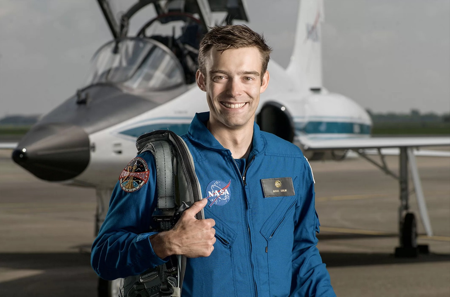 For the first time in 50 years potential NASA astronaut refused training