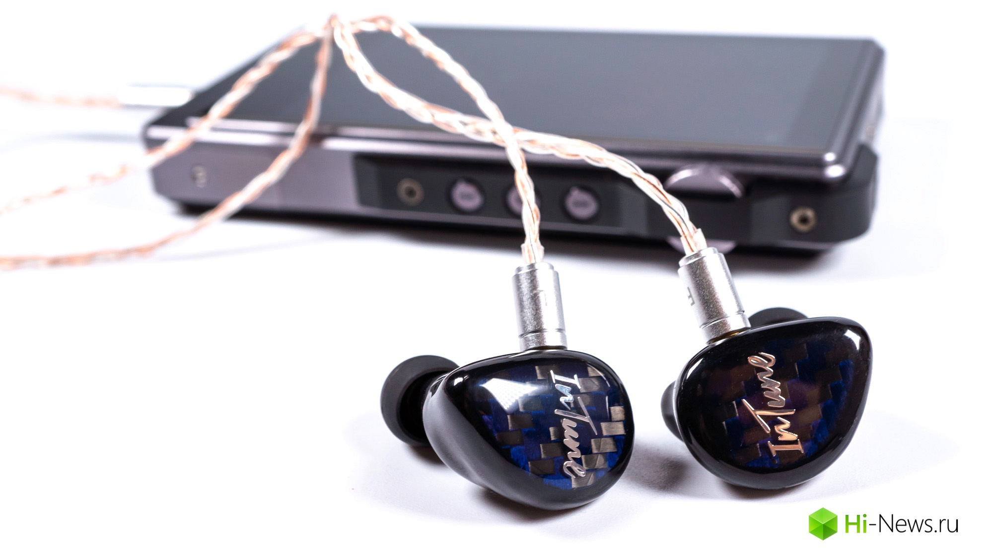 Review headphone iBasso IT04 — conquest of Paradise