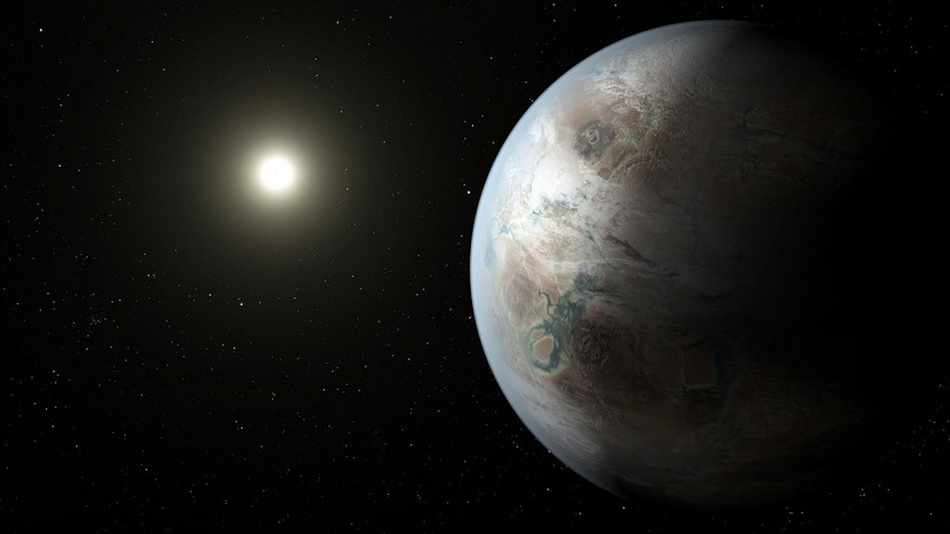 The scientists said in any exoplanets it is best to search for life