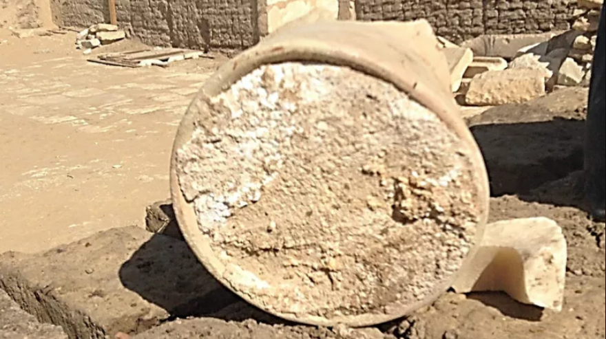 The world's oldest cheese discovered in an ancient tomb, turned deadly