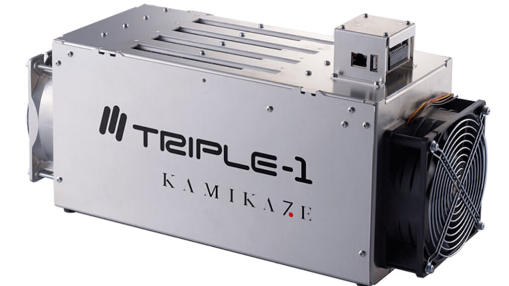 How many mines Kamikaze: Triple-1 developing a new generation of Asimov on 7-nanometer chip