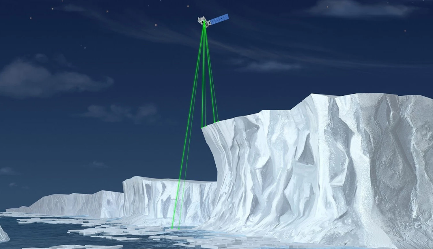 Webcast: NASA will launch a satellite ICESat-2 to study ice cover of the Earth