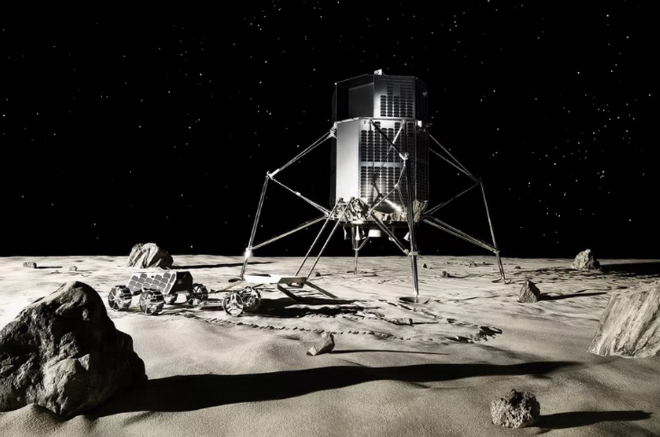 SpaceX will deliver to the moon a few Japanese vehicles in 2020 and 2021