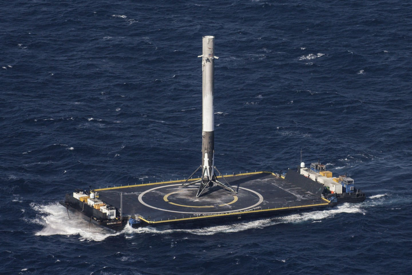 As it was: a desperate eight weeks that saved SpaceX from failure