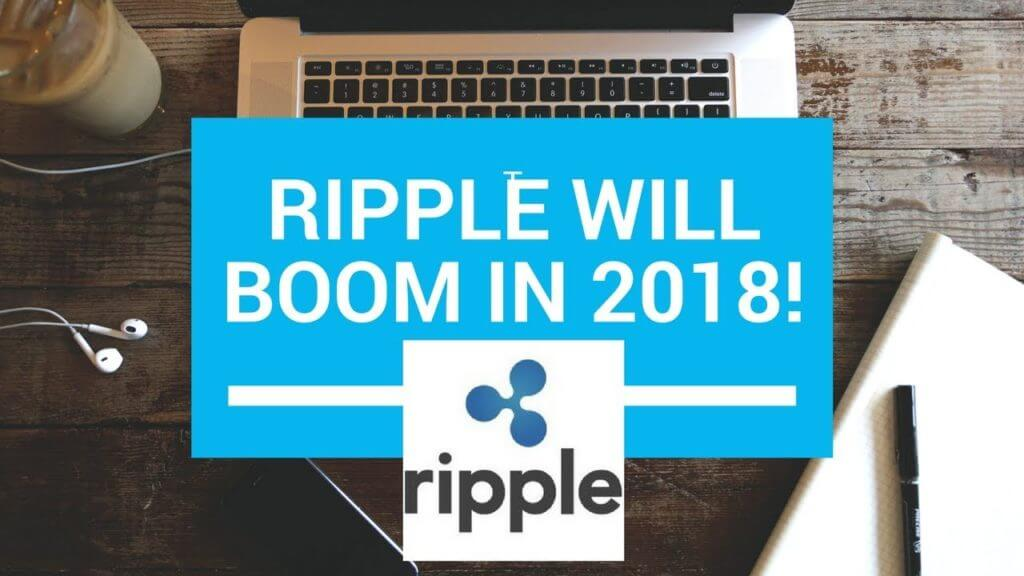 Ripple rose by 20 percent in just a couple of hours. What is the reason?