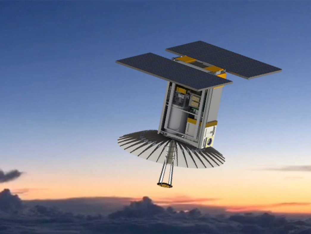 NASA is testing miniature satellites to track storms