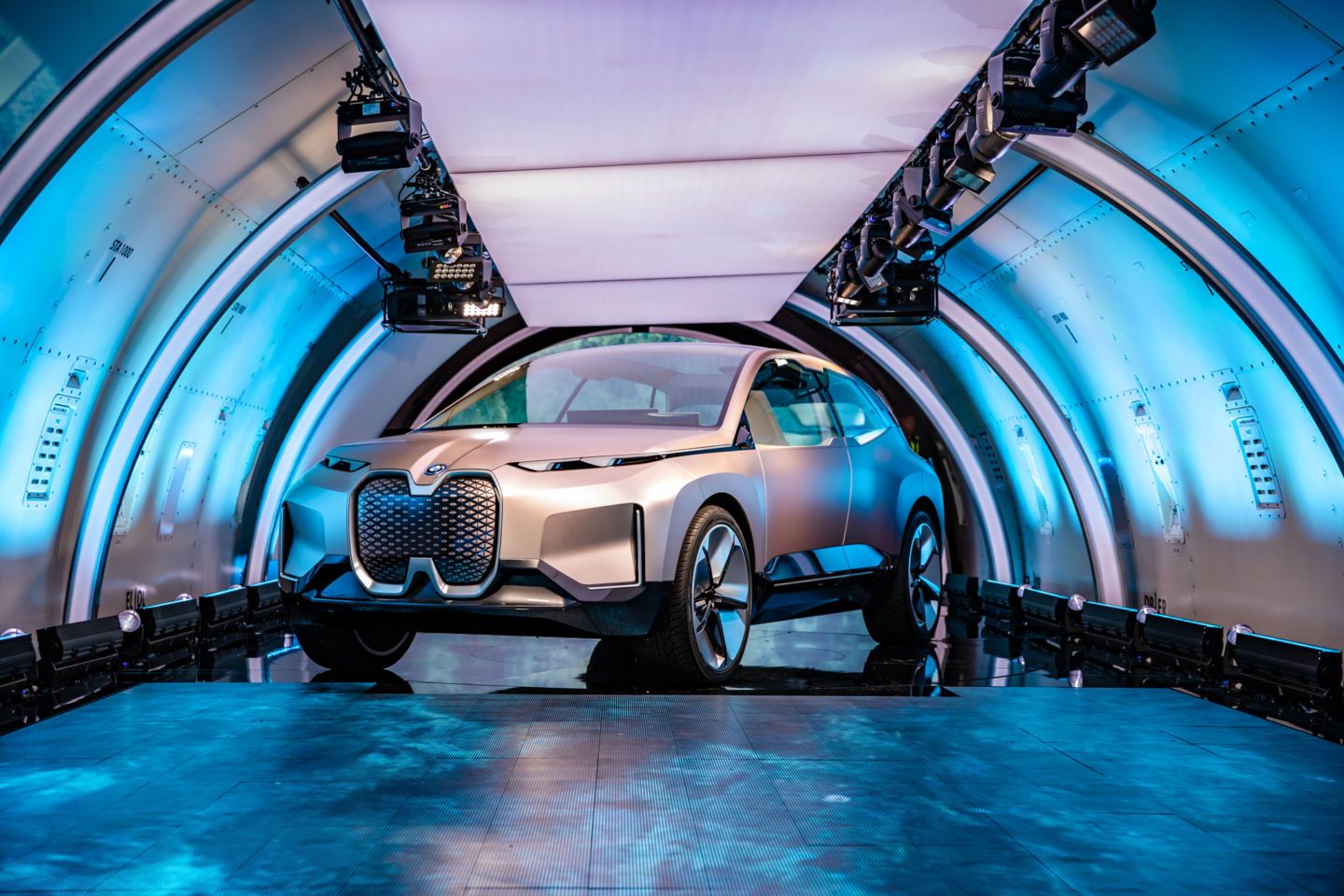 Have you seen electric BMW iNext, which will go on sale in 2021?