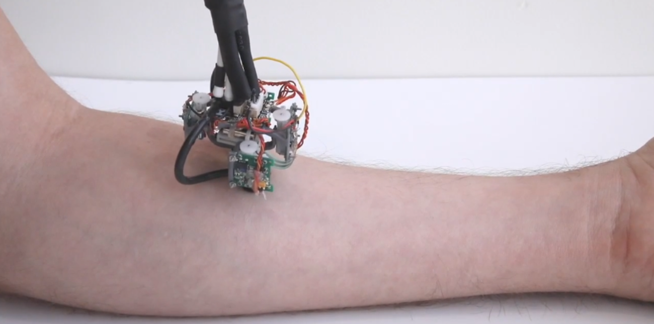 MIT has created a moving human body robot diagnostician