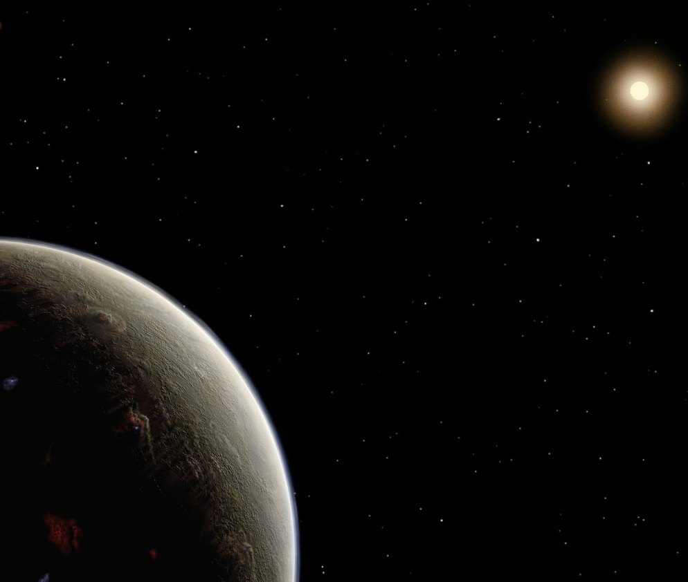 Astronomers have found a real planet Vulcan from kynoselen Star trek
