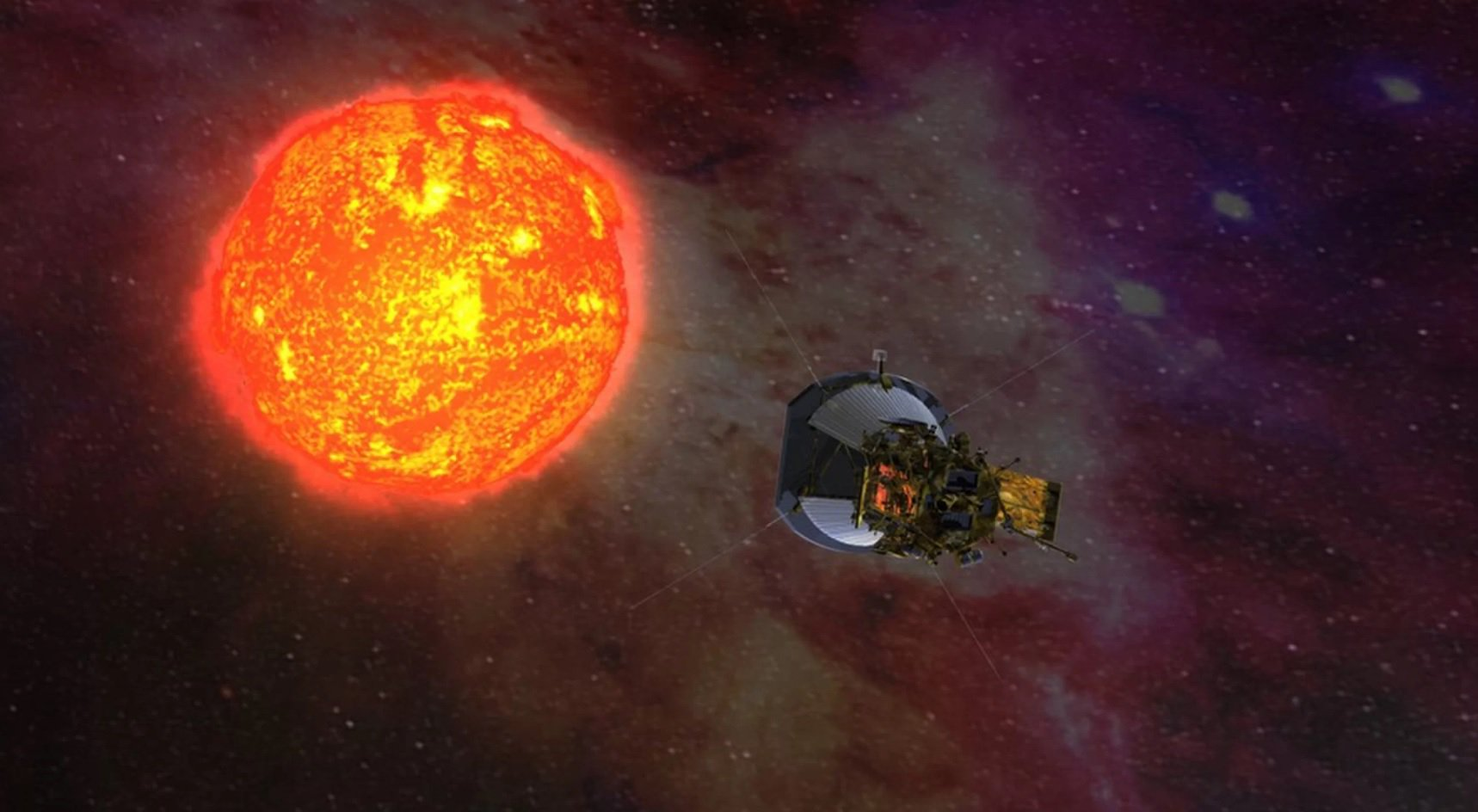 Solar probe Parker broke several records