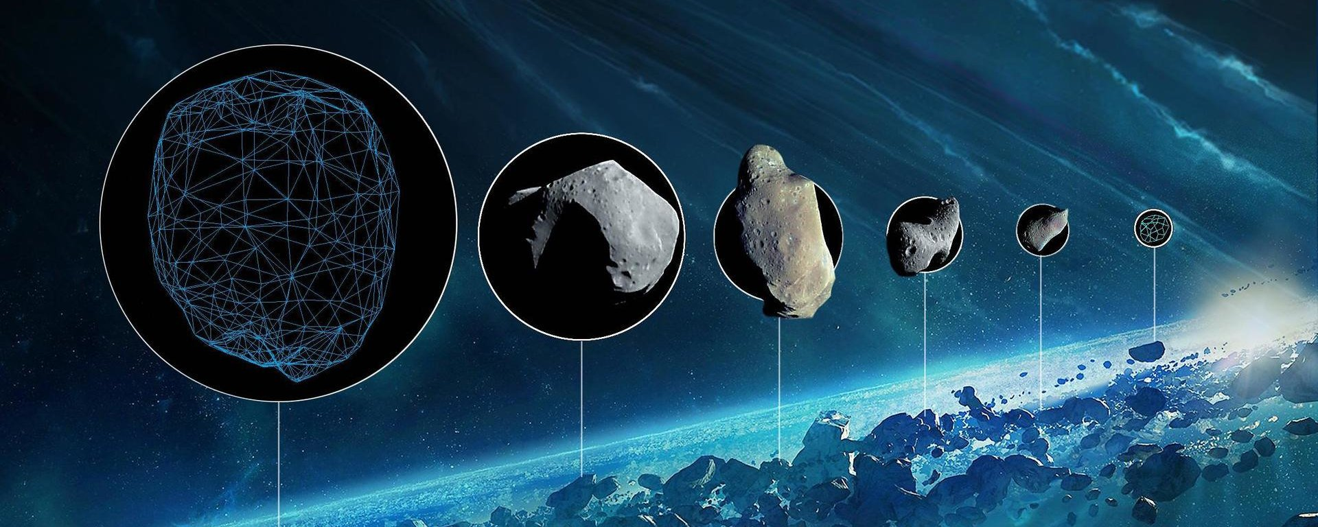 If you didn't know: what is the difference between a comet and an asteroid?