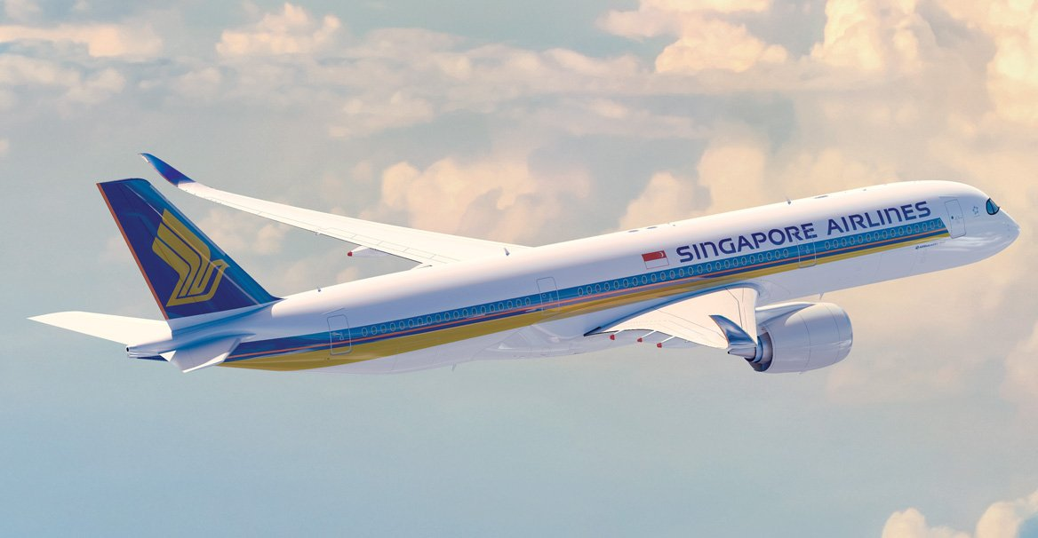Singapore aircraft set the record for the longest flight in the world