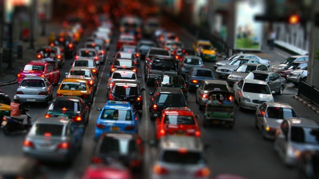 Artificial intelligence will help to optimize traffic and save fuel