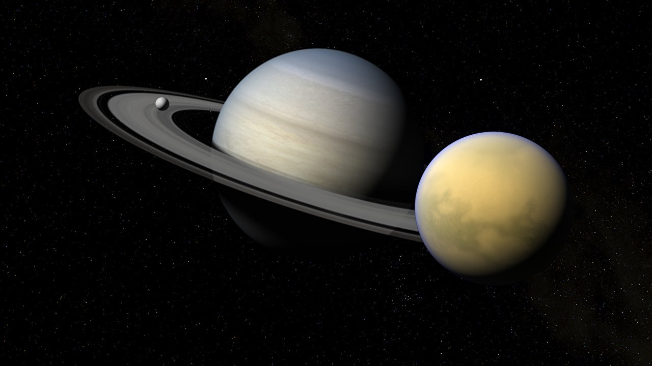 As Saturn will help to improve the engines on the Ground?
