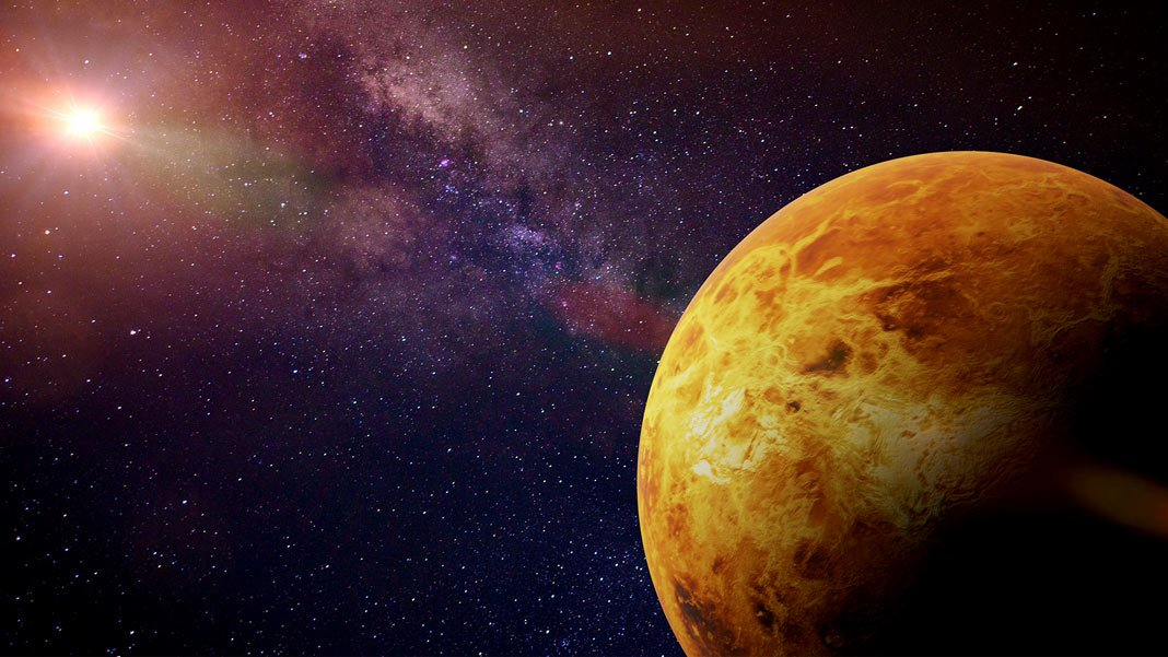 NASA wants to send people to Venus. Why it's a great idea