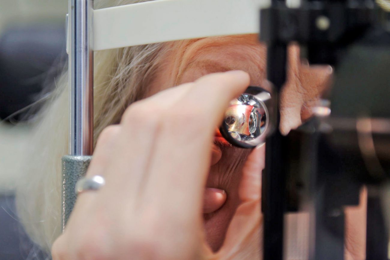 Created magnetic ocular implant, which protects against glaucoma
