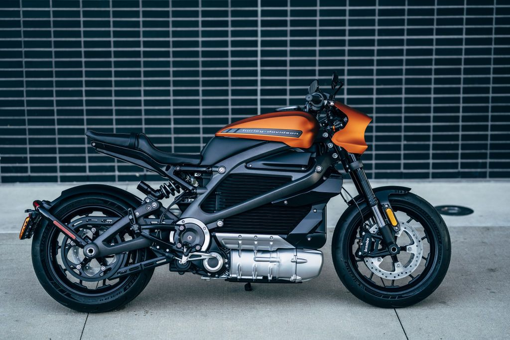 The first electric Harley-Davidson in the sale of 2019. What would it be?